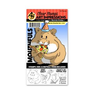 4948 - Hamster Mouthful Set
