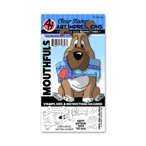 4949 - Dog Mouthful Set