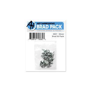4957 - Brad 50 Pack