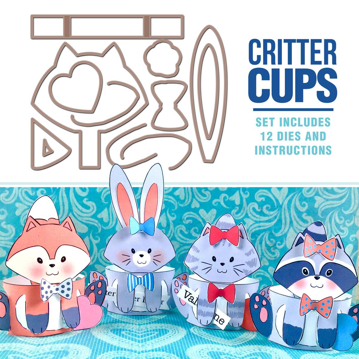 Critter Cups