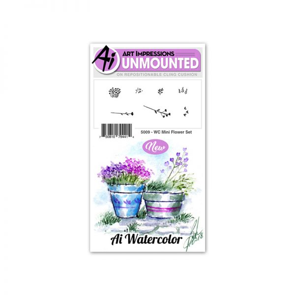 5009 - WC Mini Flower Set
