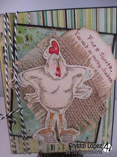 G1783 - Spring Chicken