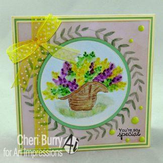 4605 - Spring Basket