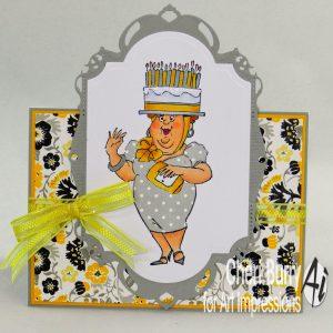 4373 - Birthday Hat Set