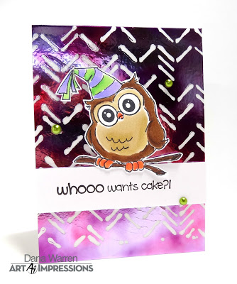 4125 - Birthday Whoot Set