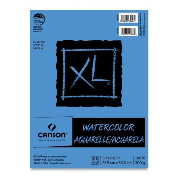 Canson XL WC Paper Pad