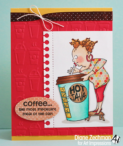 P4327 - Cathy Caffeine
