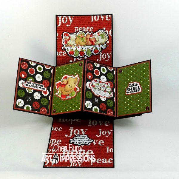 4789 - Dairy Christmas Set
