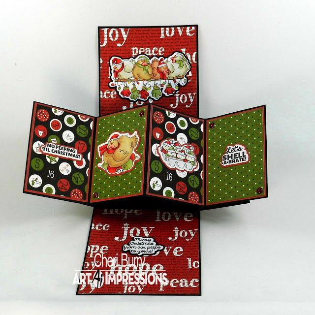 4789 - Dairy Christmas Set