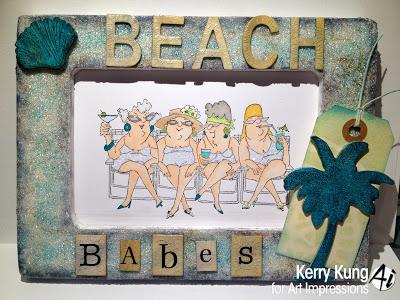 SC0653 - Beach Babes