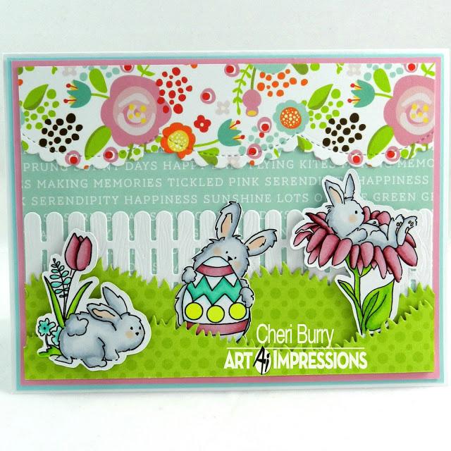 4886K - Easter Blessings