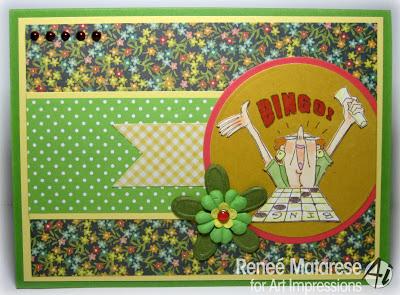 3511 - Bingo Jean Set
