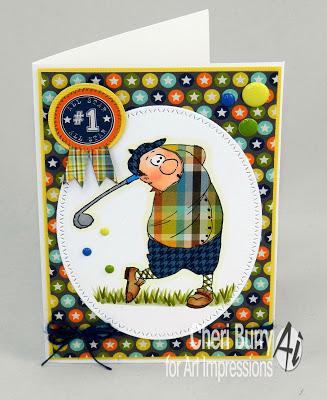 4325 - Gordon Golfer Set