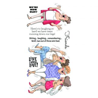 AICS15 - Live Laugh Love