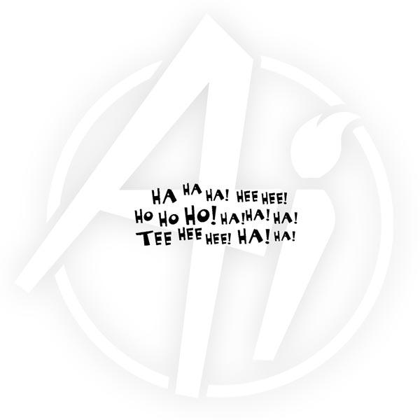 I1642 - HA HA
