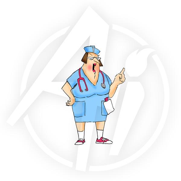 L4087 - Nurse Norma
