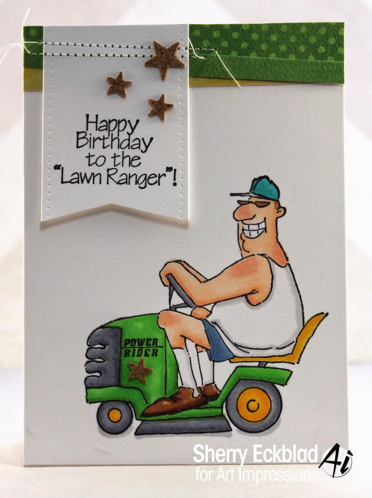4102 - The Lawn Ranger Set