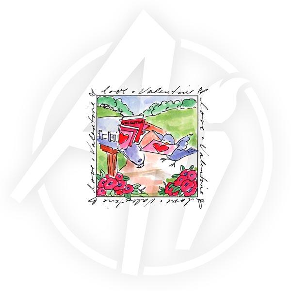 M3229 - Valentine Mail