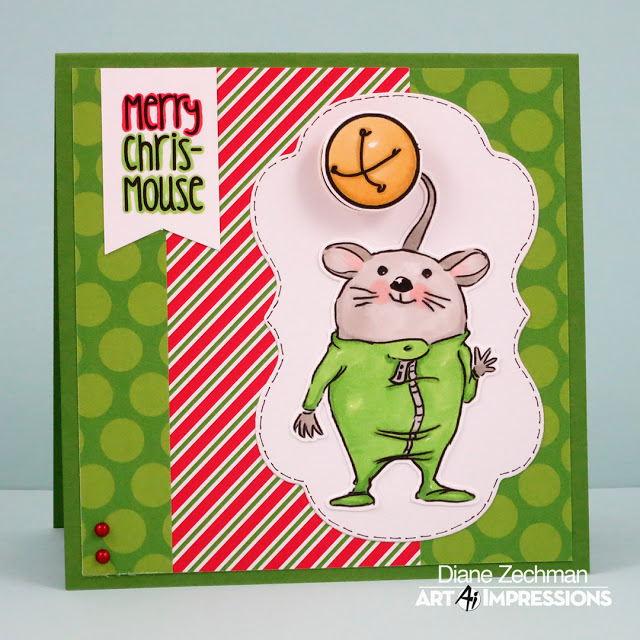4796 - Chris-mouse Mini Shaker