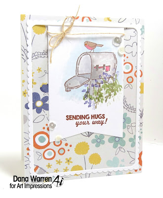 4607 - Flowering Mailbox