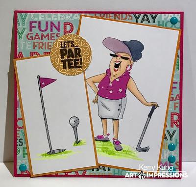 4902 - Par-Tee Golfers Set