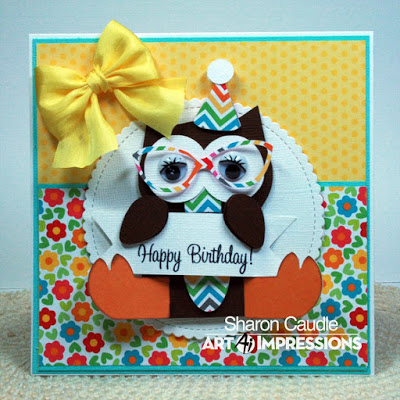 4805 - Cat & Owl Placecard Set