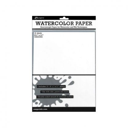 Ranger Watercolor Paper Pack