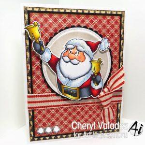 4348 - Santa Shake Set