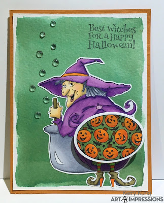 4684 - Best Witches Set