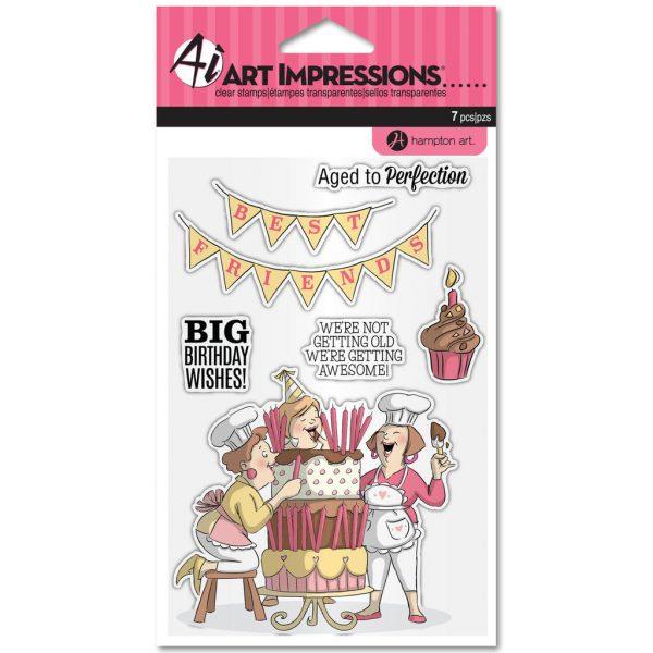 SC0794 - Big Birthday Wishes