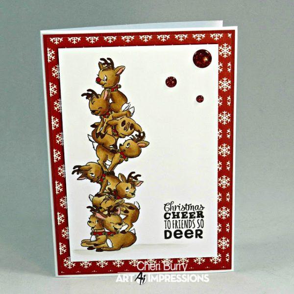 4810 - Reindeer Stackers