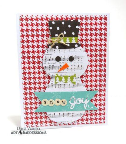 4806 - Christmas Placecard Set