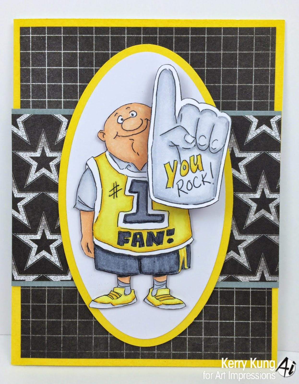 4527 - Sports Fan Shaker