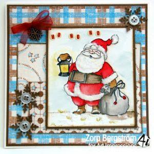 T4171 - Christmas Santa