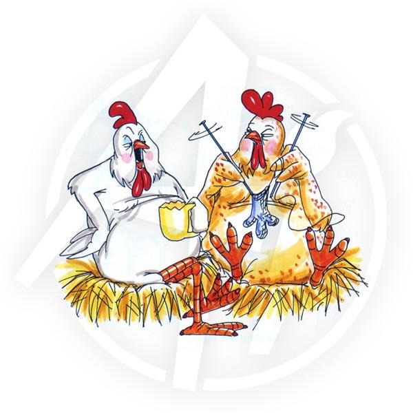 U1836 - Birdie & Eggnus