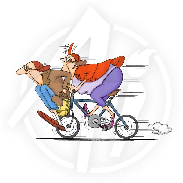 U1930 - Bikers
