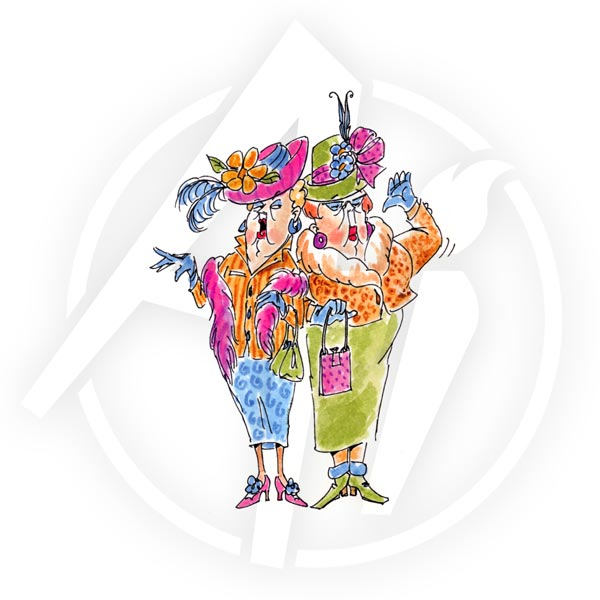 U2779 - Lucy & Trudy