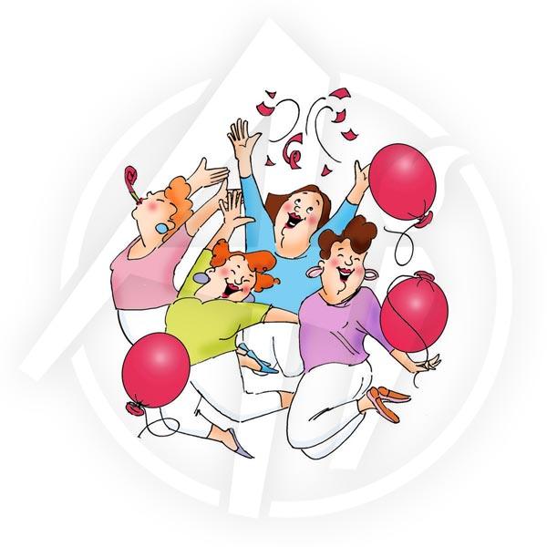 U4135 - Party Girls