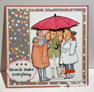 4048 - Under my Umbrella Set
