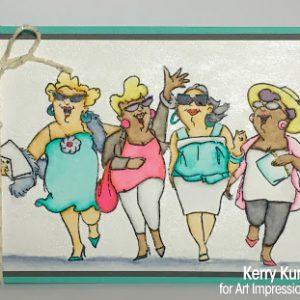 U4133 - Uptown Girls