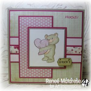 4218 - Valentine Bear Set