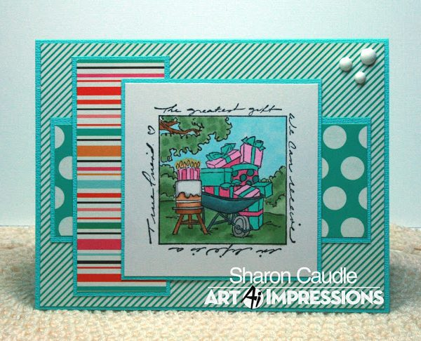 M4581 - Greatest Gift Window