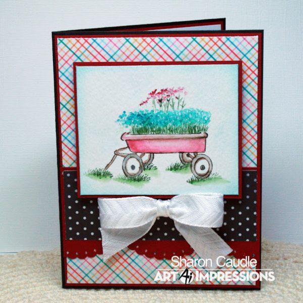 4875 - Garden Wagon Mini Set