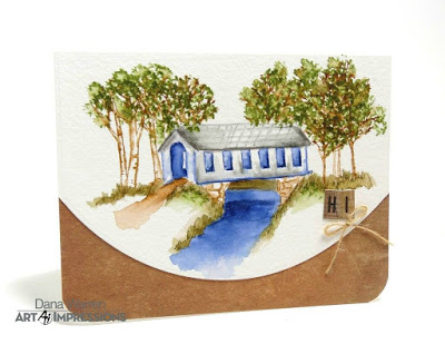 4808 - Covered Bridge Mini Set