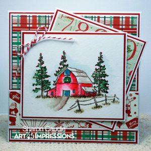 4807 - Old Barn Mini Set