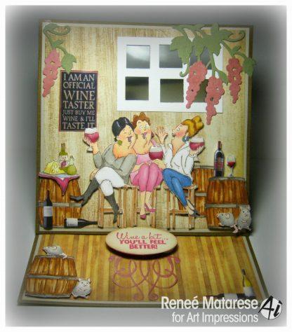 4383 - Wine Tasters Set