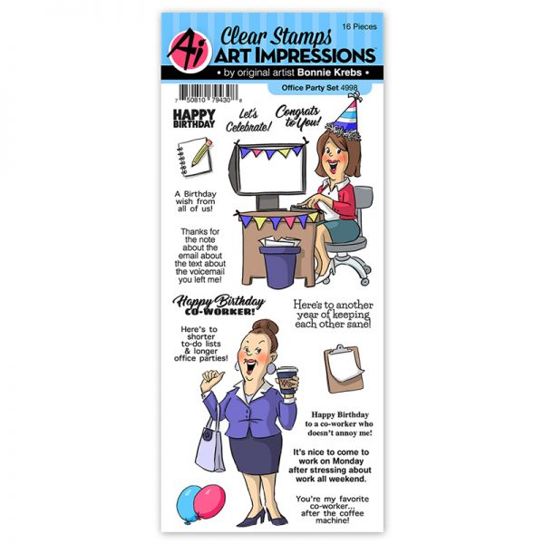 4998 - Office Party Set