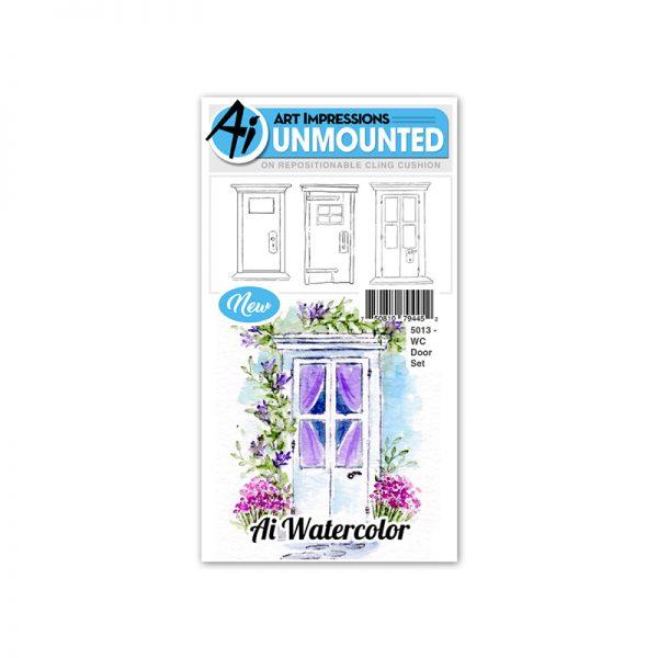 5013 - WC Door Set