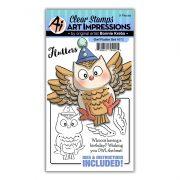 4972 - Owl Flutter Set