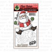 5024 - Santa Flutter Set